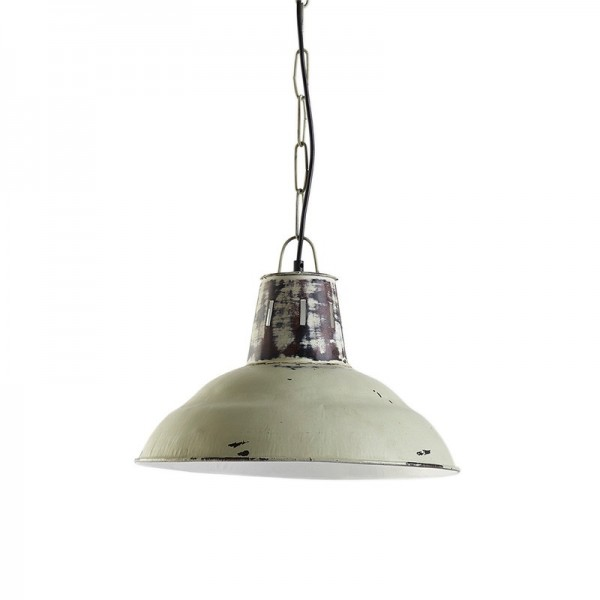 lampa wisząca metalowa industrialna 15006B