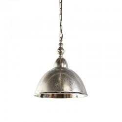lampa wsząca metalowa srebrna Amelia 3034757