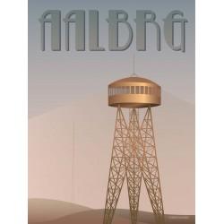 Aalborg Tower plakat