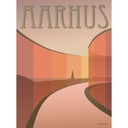 Aarhus Aros plakat