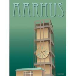 Aarhus City hall plakat