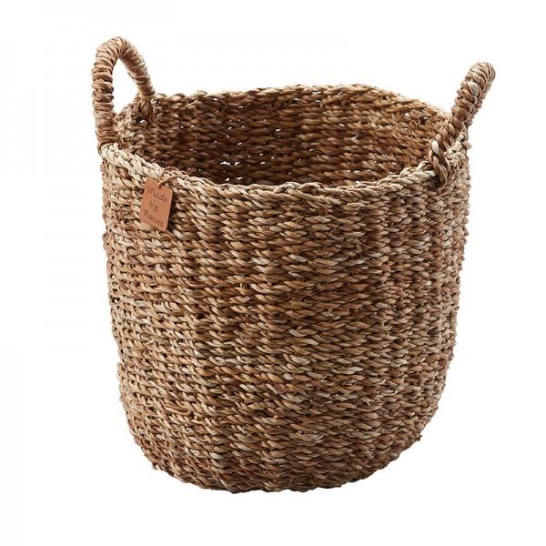 koszyk z uchwytem seagrass B