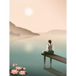 Lotus plakat