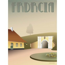 Fredericia Prince's Gate plakat
