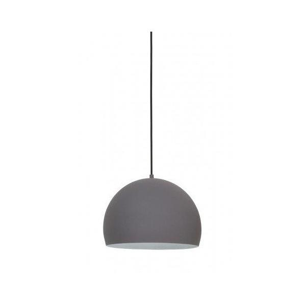 Poważnie Metalowa lampa wisząca szara Jaicey, Light&Living - Kinihome IK14