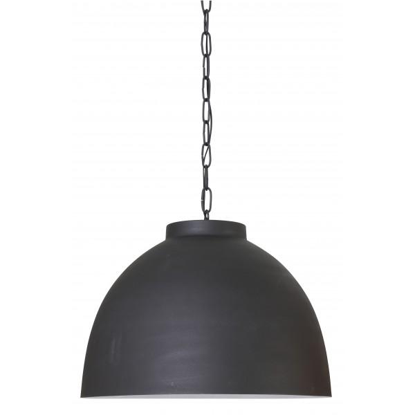 lampa wisząca metalowa czarna Kylie 3018525