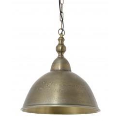 lampa wisząca metalowa złota Amelia 3034718