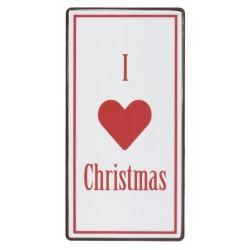 magnes I love Christmas 8011-00