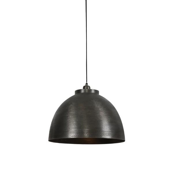Lampa wisząca metalowa srebrna Kylie Light&Living 3019419