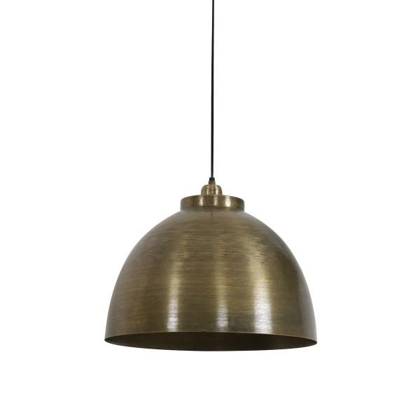 Lampa wisząca metalowa złota Kylie Light&Living 3019419