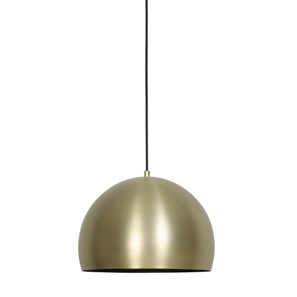 Lampa wisząca metalowa złota Jaicey Light&Living 2908518