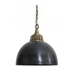 lampa wisząca metalowa Anisha 3093480